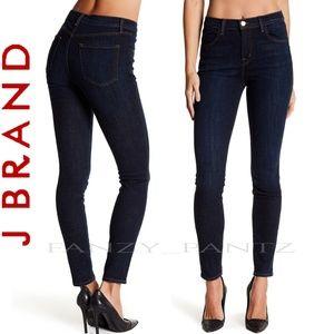 NWT J Brand Maria High rise skinny jeans 25